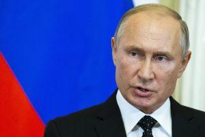 V. Putinas: nepanašu, kad pabėgėlių srautai į Europą mažės