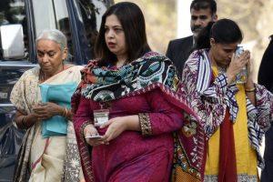 Pakistanas leido įtariamam Indijos šnipui susitikti su šeima