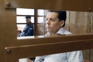 Rusija nuteisė ukrainiečių žurnalistą kalėti 12 metų už šnipinėjimą