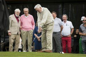 Prestižiniame politikų golfo turnyre – lietuvių pergalė