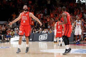 Ispanijos čempionais pirmą kartą tapo Valensijos krepšininkai