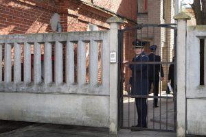 Vyriausybė pateikė pataisas dėl Kalėjimų prižiūrėtojų stažo