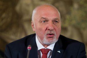 V. Mazuronis: partijai reikia atsinaujinti ir eiti į priekį