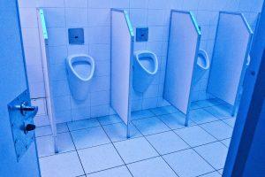 Apmokestinti tualetai sudomino inspektorius