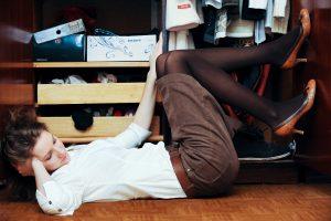 Moteris lėtinis nuovargis kankina tris kartus dažniau nei vyrus