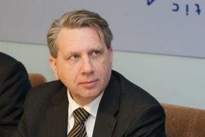 D. Valys atrinktas vadovauti Generalinės prokuratūros Vidaus tyrimų skyriui