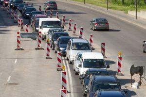 Premjeras: automobilių mokestis gali atsirasti ateityje