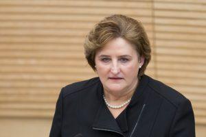 Seimo pirmininkė planuoja perdalyti pavaduotojų kuruojamas sritis