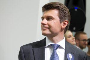 """R. Švedas: """"Lietuvos geležinkelių"""" valdyba susipažįsta su įmonės padėtimi"""