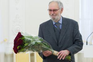 Aktorius R. Adomaitis: jei meilės nėra, teatre nėra ką veikti