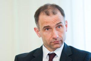 """R. Masiulis: """"Gazprom"""" išlaiko agresyvią poziciją"""