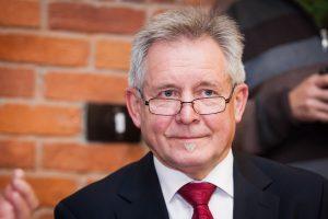 Seimo vicepirmininkas A. Sysas inicijuos tyrimą dėl G. Vilkelio atleidimo aplinkybių