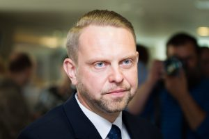Prezidentė siūlo palikti N. Meilutį Kauno apygardos teismo vadovu
