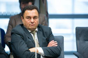 Po J. Miliaus atleidimo – P. Gražulio užuominos dėl interpeliacijos J. Olekui