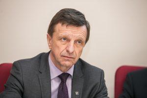 P. Baršauskas dėl plagijavimo nebus baudžiamas