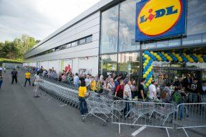 """Lietuvoje – jau 30 """"Lidl"""" parduotuvių"""