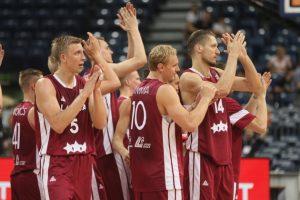 Latvijos krepšininkų olimpinę svajonę sudaužė Puerto Rikas