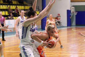 """Baltijos moterų krepšinio lygos finalas – be """"Sūduvos"""""""