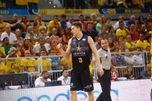 M. Grigonis blykstelėjo FIBA Čempionų lygoje