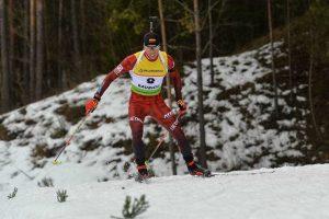 Lietuvos biatlonininkai pasaulio čempionate liko už 50-uko ribos