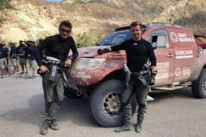 A. Juknevičius įvertino ilgiausią Dakaro etapą: tikra, vyriška diena