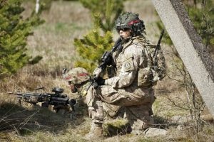 67 proc. gyventojų pritaria, kad NATO batalionas padės atgrasyti priešiškas valstybes