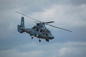 Laive širdies priepuolį patyrusio keleivio gelbėjimui pasitelktas sraigtasparnis