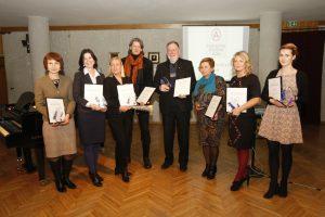 Apdovanojo Klaipėdos kultūrininkus