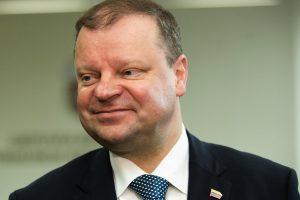Premjeras: neturint daugumos Seime, struktūrinių reformų įgyvendinti nebus įmanoma