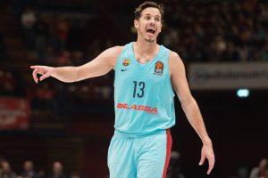 """""""FC Barcelona Lassa"""" krepšininkai įveikė """"Chimki"""" ekipą"""