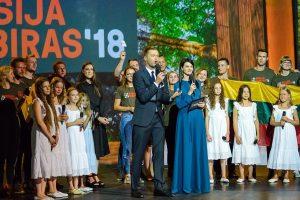 """""""Misija Sibiras`18"""" paramos koncerte surinkta daugiau nei 33 tūkst. eurų"""