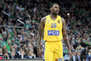 """""""Maccabi"""" krepšininkai užtikrintai nugalėjo Eurolygos autsaiderius"""
