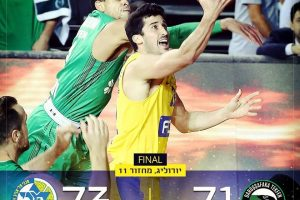 "Eurolygoje – ""Budučnost"" ir ""Maccabi"" komandų pergalės"