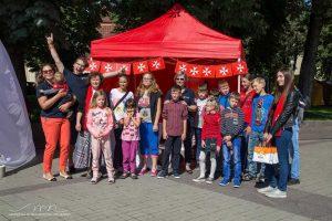 Maltiečių vaikų paramos akcija papildė mokinių kuprines