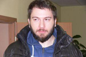 Uostamiesčio policininkai sučiupo medikės žudiką V. Alboką