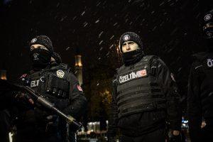 Ankaroje per reidus sulaikyta 60 IS įtariamųjų
