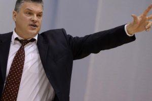 J. Pašutinas Rusijos krepšinio rinktinę treniravo už dyką