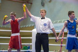 D. Pozniako bokso turnyre dėl aukso kovos du lietuviai