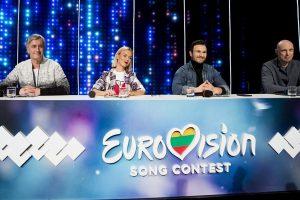 """Prieš pat pusfinalį nacionalinę """"Eurovizijos"""" atranką paliko 6 dalyviai"""
