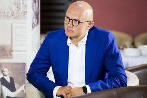 E. Jakilaitis: renkant informaciją yra tekę išgirsti ir grasinimų