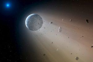 Mokslininkas: iš kosmoso mums nuolat gresia rimtas pavojus