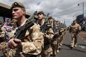 Buvę kariuomenės vadai: Britanija yra stipresnė Europos Sąjungoje
