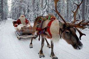 Kas vyksta Laplandijoje prieš pat Kalėdas