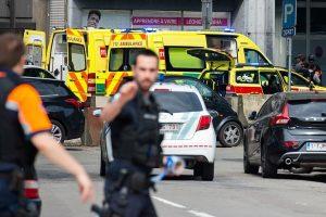 Pareigūnas: Belgijoje šaudžiusio vyro tikslas buvo užpulti policiją