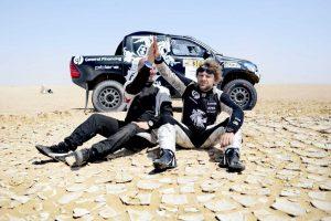 Po finišo Dubajuje B. Vanagas pasaulio taurėje pakilo į antrą vietą