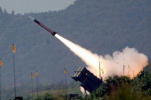 """Švedija oro erdvės gynybai pirks amerikietiškąsias """"Patriot"""" raketas"""
