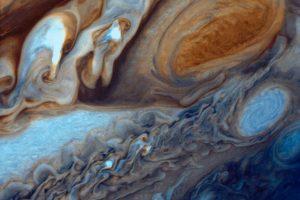NASA erdvėlaivis skries virš Raudonosios dėmės Jupiteryje