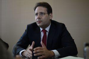 Prancūzijoje naujuoju vidaus reikalų ministru paskirtas M. Feklis