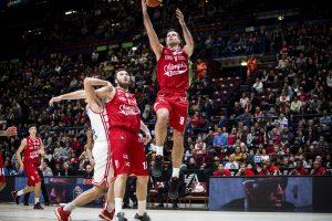 M. Kalniečio atstovaujama ekipa pateko į Italijos krepšinio lygos pusfinalį