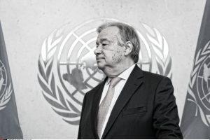 Naujasis JT vadovas ragina kelią karui užkirsti naujoviškai